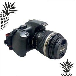 Фотоаппараты - Фотоаппарат Canon EOS 1100D Body, 0
