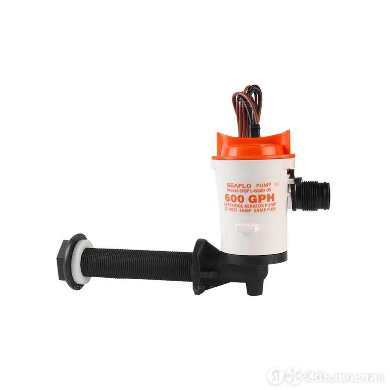 Помпа циркуляционная SeaFlo под патрубок 19 мм по цене 1950₽ - Двигатель и комплектующие , фото 0