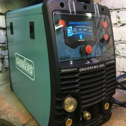 Сварочные аппараты - Сварочный полуавтомат MIG 200c, 0