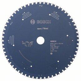 Пильные диски - Пильный диск по стали Bosch 254 x 25,4 x 2,6 мм…, 0
