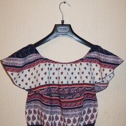 Блузки и кофточки - Блузка Вershka Испания 44-46 р. новая, 0