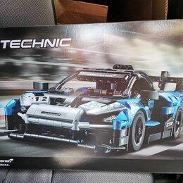 Конструкторы - Конструктор LEGO Technic 42123 McLaren Senna GTR, 0
