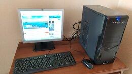 Настольные компьютеры - Мощный Компьютер Core i3 4330 3.5ггц/4GB/SSD 120GB, 0