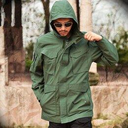 Куртки - Куртка стилизованная под американскую M-65, 0