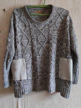 Свитеры и кардиганы - Свитер Fashion Field 50 размер, 0