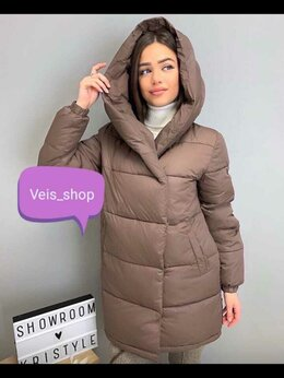 Пуховики - Куртка осенняя женская, 0