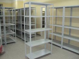 Стеллажи и этажерки - Стеллаж металлический архивный (145 кг на полку), 0