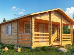 Готовые строения - Садовый домик из мини-бруса 6х6 «Подмосковная…, 0