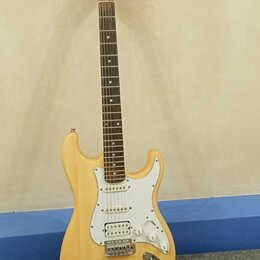Электрогитары и бас-гитары - Идеальная Первая Гитара Ashtone Stratocaster ST-20. Бесплатная Доставка, 0