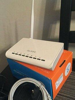 Проводные роутеры и коммутаторы - Zyxel NBG334W EE Wi-Fi-роутер, 0