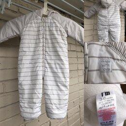 Теплые комбинезоны - Комбинезон Mothercare 3-6 месяцев унисекс, 0