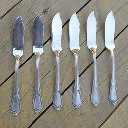 Столовые приборы - Ножи для рыбы Guy Degrenne. Франция, 0