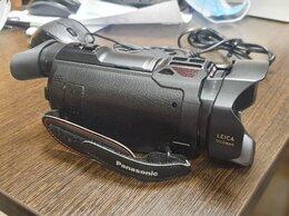Видеокамеры - Видеокамера panasonic vxf990 4k, 0