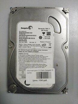 Внутренние жесткие диски - Жесткий диск 3.5 Sata Seagate 320Gb, 0