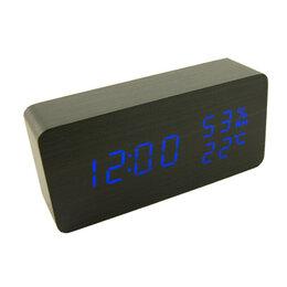 """Часы настольные и каминные -  """"Деревянные часы"""" электронные  VST-862-5, 0"""