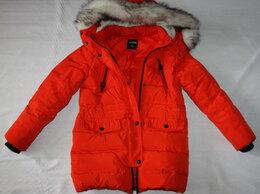 Куртки и пуховики - Куртка-пуховик для девочек ostin, 0