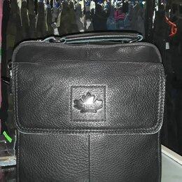 Сумки - Кожаная сумка мужская oscar b306, 0