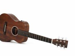 Акустические и классические гитары - Электроакустическая гитара Sigma TM-15E+, 0