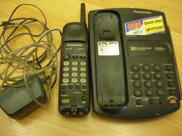 Радиотелефоны - Радиотелефон Panasonic KX-TC1455BXB, 0