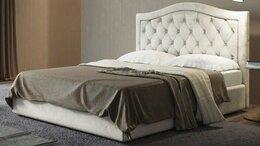 Кровати - Интерьерный кровати с мягким изголовьем недорого, 0
