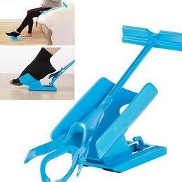 Устройства, приборы и аксессуары для здоровья - Приспособление для надевания носков , 0