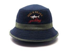 Головные уборы - Шляпа панама мужская Paul Shark утеплённая , 0