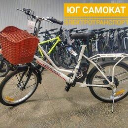 Велосипеды - Электрический велосипед 250w, 0