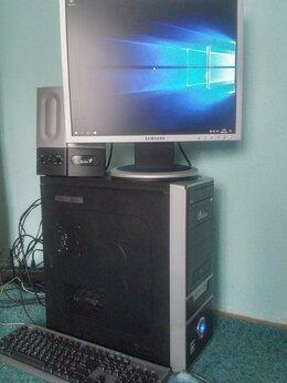 Настольные компьютеры - Игровой компьютер жк19 GForce GTX560T AMD IIX3 440, 0