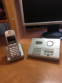 Радиотелефоны - Siemens Gigaset S645, 0