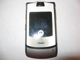 Мобильные телефоны - Motorola Razr V3 и V3i оригинал, 0