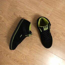 Кроссовки и кеды - Cropp черные кеды 41 -41,5 размер, 0