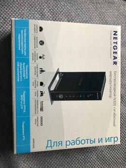 Проводные роутеры и коммутаторы - Беспроводной маршрутизатор Netgear N300 WNR3500L, 0