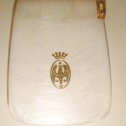 Для лица - Пудренница перламутр позолота 24 карата Coty New York 30-40 х годов., 0
