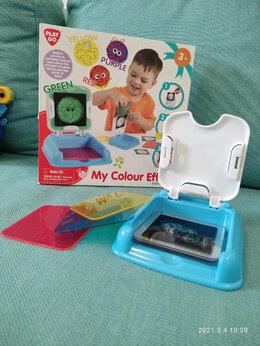 Развивающие игрушки - Развивающая игра изучаем цвета my colour effects, 0