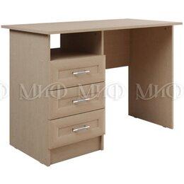 Компьютерные и письменные столы - Вега Стол письменный (Дуб беленый), 0