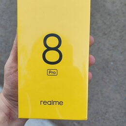 Мобильные телефоны - Realme 8 Pro 8/128gb новый, запечатанный, 0