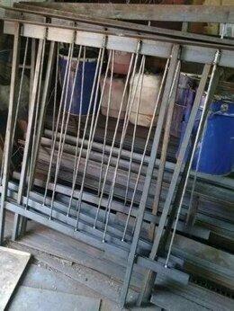Лестницы и элементы лестниц - ОГП 11 Перильное ограждение площадок лестничных…, 0