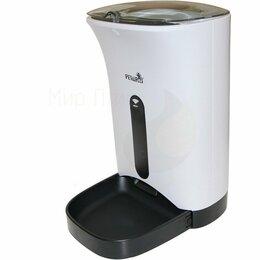 Туалеты и аксессуары  - Автокормушка 4,3 л для сухого корма без…, 0