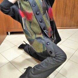 Пальто - 🔴 Marina Rinaldi Италия пальто шерсть с атласом на подкладке, 0