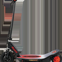 Самокаты - Электросамокат Razor Power Core E100 Aluminium…, 0