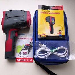 Измерительные инструменты и приборы - Инфракрасный тепловизор NF-521, 0