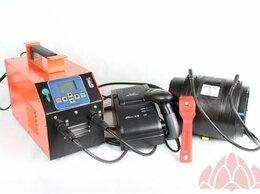 Аппараты для сварки пластиковых труб - Электромуфтовый сварочный аппарат SDE20-315B со…, 0