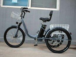 Мототехника и электровелосипеды - Электровелосипед GreenCamel Трайк-B (R24 500W…, 0