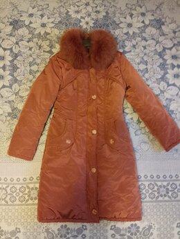 Пуховики - Пальто женское , 0