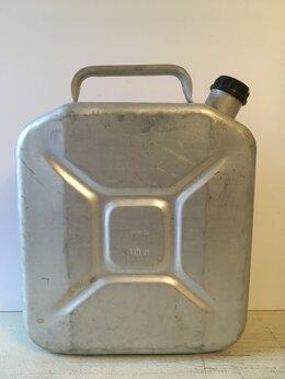Прочие аксессуары  - Канистры алюминиевые 10 л., 20 л., 0