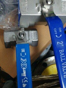 Прочее оборудование - Кран шароаый нержавейка DN 50 мм, 0