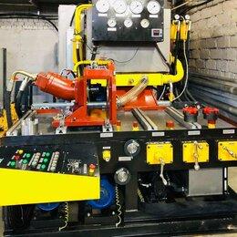 Промышленные насосы и фильтры - Испытание гидронасоса Linde гидромотор., 0
