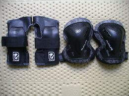 "Спортивная защита - Наколенники и налокотники PlayLife. Размер ""L"", 0"