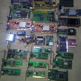 Прочие комплектующие - Видеокарты Сетевые карты Память simm 72pin, 0