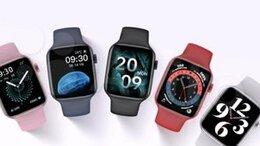Умные часы и браслеты - Apple Watch 6 44 мм (более 24 функций) Умные часы, 0